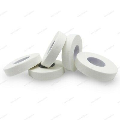 Zinc Oxide ZO Medical Tape Roll | 1.25cm | Strapping Fixing Injury Sports Xfit • 0.99£