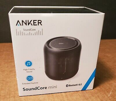 AU36.62 • Buy Anker SoundCore Mini Portable Wireless Bluetooth Speaker A3101H11