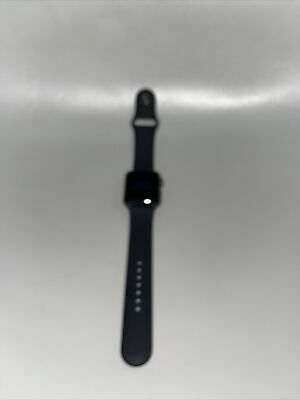$ CDN93.99 • Buy Apple Watch Series 3 42mm Black For Parts