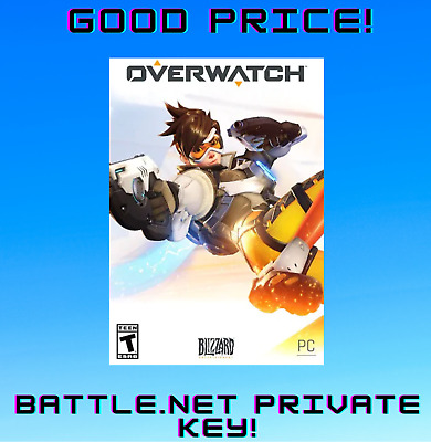 AU20.77 • Buy Overwatch - Battle.net Private Key - GLOBAL