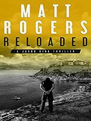 Reloaded: A Jason King Thriller By Matt Rogers (English) MP3 CD Book Free Shippi • 18.09£