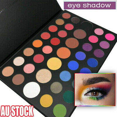 AU24 • Buy New Morphe X James Charles Inner Artist 39 Pressed Eye Shadow Palette Make-Up