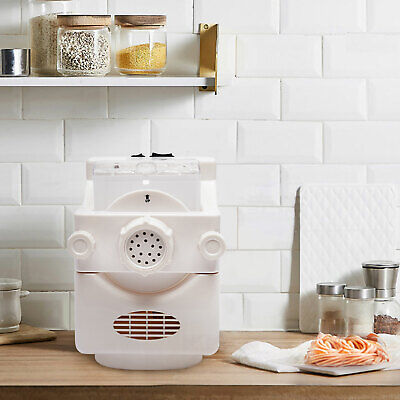 £81 • Buy Electric Pasta Machine Automatic Pasta Maker Kitchen Noodle Machine With 9 Molds