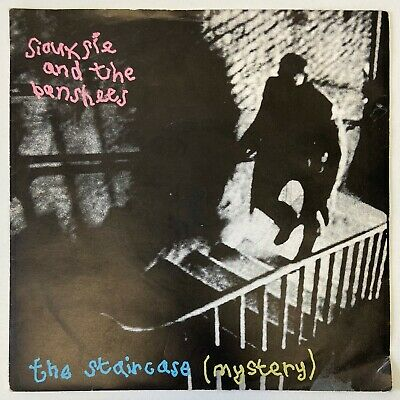"Siouxsie And The Banshees The Staircase (mystery) / 20th Century Boy Uk 7"" Vinyl • 7.95£"