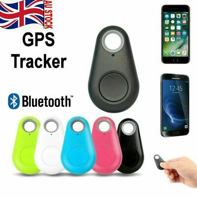 Wireless Bluetooth 4.0 Key Finder ITag Anti Lost Tracker Alarm GPS Locator • 0.99£