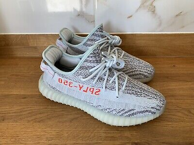 $ CDN328.42 • Buy Adidas Yeezy Boost 350 Blue Tint V2  - UK8 / US8.5 / EU42 - B37571 - Cleaned