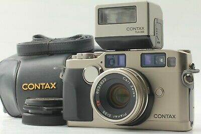 $ CDN2506.67 • Buy [Mint] Contax G2 35mm Rangefinder Film Camera Planar 35mm F/2 TLA 200 From Japan