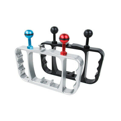 Handheld Stand Underwater Diving Tray Mount For GoPro 9/8/7/ SarGo /YI Camera • 28.49£