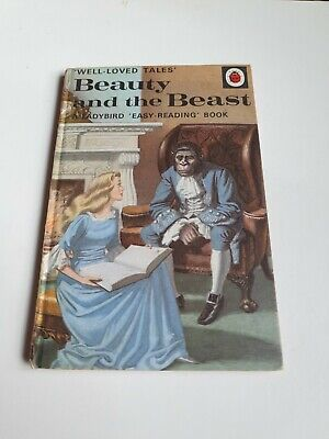 Vintage  Ladybird Book   Beauty And The Beast   606d  1968  • 14.99£