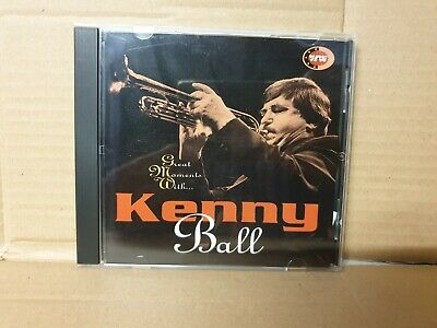£1 • Buy Great Moments With ... Kenny Ball Jazz CD WWJ3004