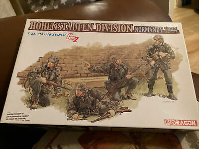 Dragon 6282 1/35 WWII German Hohenstaufen Division (Normandy 1944) X4 Figures • 32.99£