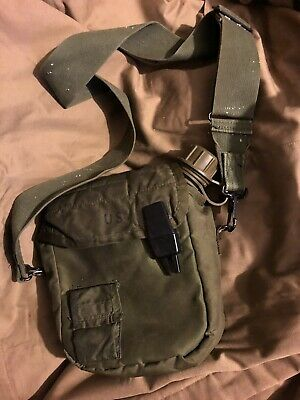 $ CDN37.55 • Buy US Vietnam 2 Quart Collapsible Special Forces Canteen With Cover& Strap 72 Dated