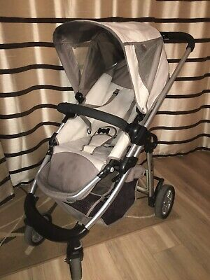 ICANDY Cherry FUDGE Stroller/ Pram SEE ALL THE PICTURES FOR WHAT IS INCLUDED • 89.95£