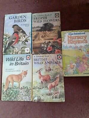 Ladybird Books - 5. 1950s/60s. One Could 70's. • 5£