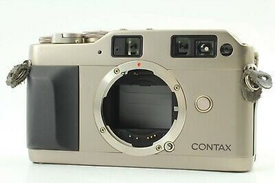 $ CDN366.14 • Buy [Mint] Contax G1 Body Only Rangefinder 35mm Film Camera From Japan #2101-6