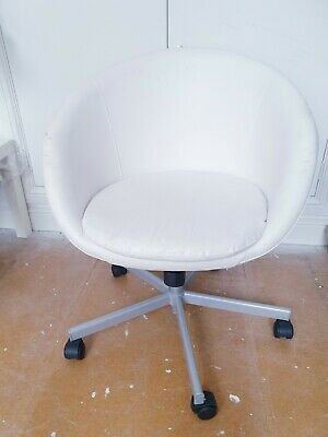 PU Leather Cushioned  Computer Desk Ofice Chair • 40£