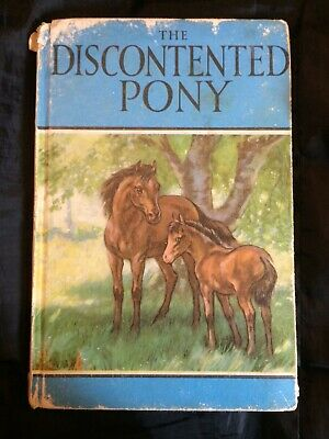 1970s VINTAGE LADYBIRD BOOK  The Discontented Pony  SERIES 497 • 2.50£