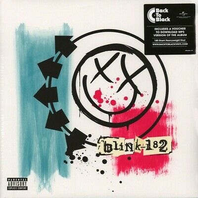 BLINK 182 Self 2xLP Back To Black 180g VINYL Limited Edition Etched D-side Mxpx  • 54.27£