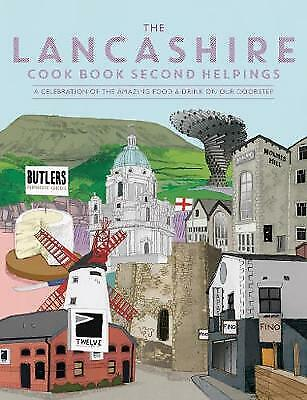 The Lancashire Cook Book: Second Helpings, Fisher, Katie,  Paperback • 11.84£