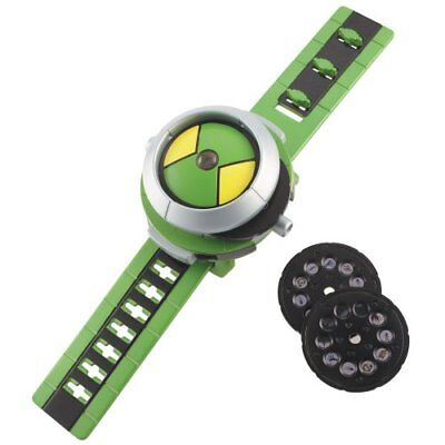 Kids Projector Watch Toys Ben 10 Alien Force Projection Action Figures Model Toy • 7.99£