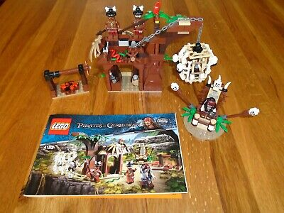 £42 • Buy Lego Pirates Of Caribbean 4182 - Cannibal Escape -100% Complete, Instructions