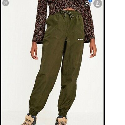 Urban Outfitters Iets Frans Khaki Cargo Pants • 15£
