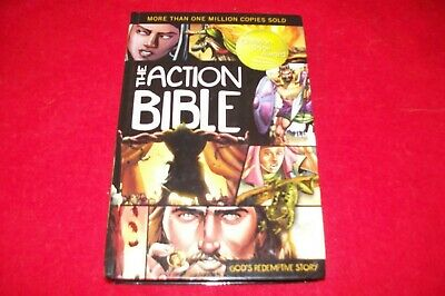 The Action Bible,Illustrated Children's Bible,1st Edition • 3.54£