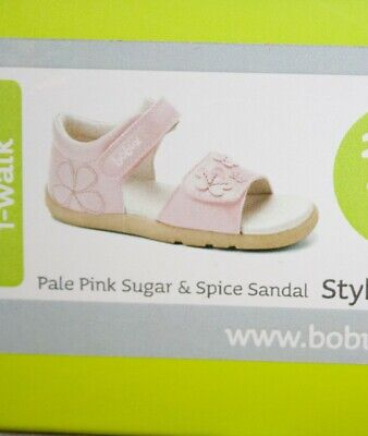 Bobux I Walk Pink Sandals Shoes Size 27 Uk 9 ? New Were Rrp £46 Worn Few Times • 18.99£