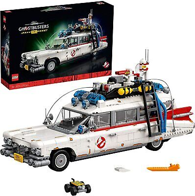 LEGO - 10274 Creator Expert Ghostbusters ECTO-1 Car Set For Adults, Collectible  • 171.95£