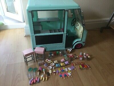 Our Generation Sweet Stop Ice Cream Truck • 50£