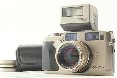 $ CDN2278.79 • Buy [ Mint ] Contax G2D Rangefinder + Planar 45mm F2 Lens + TLA200 From JAPAN