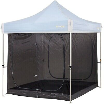 AU99.90 • Buy OZtrail Gazebo 2.4 Screen House Inner Kit