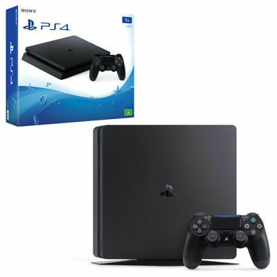 AU205.50 • Buy Sony PlayStation 4 Slim 500GB Black Console