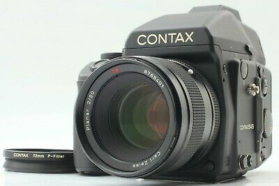 $ CDN6329.99 • Buy 【MINT】 Contax 645 AF Medium Format Camera Planar 80mm F/2 Lens JAPAN