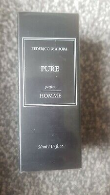 FM 472 Pure Collection Federico Mahora Perfume 50ml Parfum For Men Save £230Gift • 6.20£