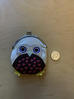 Owl Purse- Faux Leather- Never Used • 0.50£