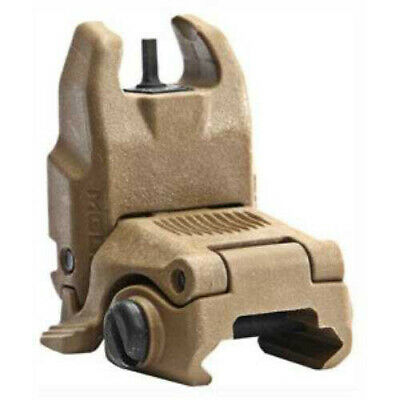 $53.91 • Buy Magpul Industries Corp. Magpul Sight MBUS Front Back-Up Sight Polymer FDE