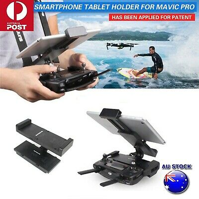 AU26.65 • Buy AU For DJI Mavic Air Pro Spark Foldable Tablet Phone Mount Holder Remote Control