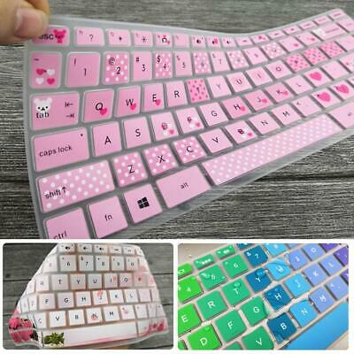 Rainbow Keyboard Cover Skin Case Silicone For Hp Pavilion Stream 14Inch Laptop • 2.99£