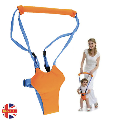 Toddler Harness Walking Aid Baby Assistant Rein Learn Walk Safety Equipment- Ora • 4.99£