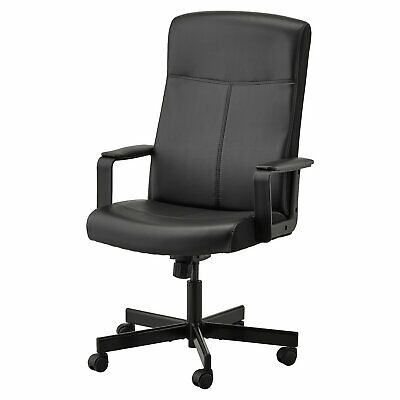 IKEA Millberget Adjustable Swivel Chair Home Office Computer Gaming Furniture • 109.99£