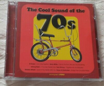 Various Artists - The Cool Sound Of The 70s - 2 X Audio CD 2000 • 3.99£