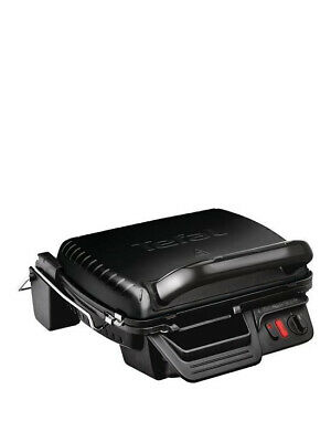 £49.99 • Buy Tefal GC308840 NEW Grill Ultra Compact 3in1 Panini Maker 6 Portions 2000w Black