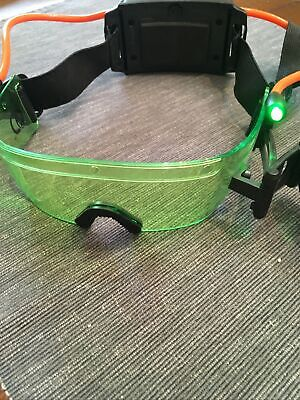 Spy Gear Glasses Discovery Light Up Night Vision Outside Toy • 2.83£