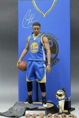 $740.99 • Buy Enterbay Stephen Curry 1/6 Figure NBA Collection Limited Model Rare Goods 037/AK