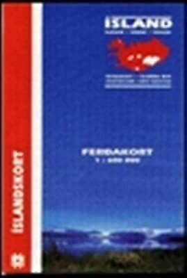 Touring Map Of Iceland, , Used; Good Book • 13.81£