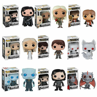 £12.99 • Buy Funko Pop Game Of Thrones 8 Vinyl Action Figure Collectable Kids Toys Boxed Gift