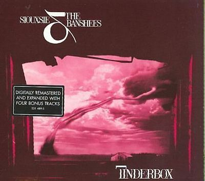 Siouxsie And The Banshees - Tinderbox (1986 Issue Polydor Label) • 2.20£