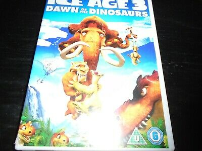 Ice Age 3: Dawn Of The Dinosaurs  DVD  • 1.40£