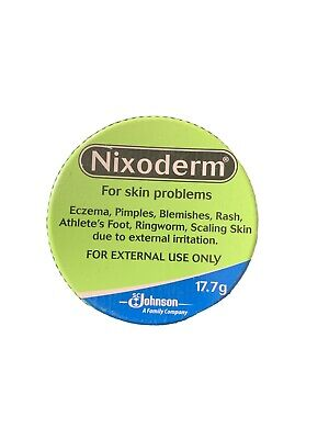 £3.50 • Buy Nixoderm 17.7g For Skin Problems - Eczema, Pimples, Blemishes And Many More!